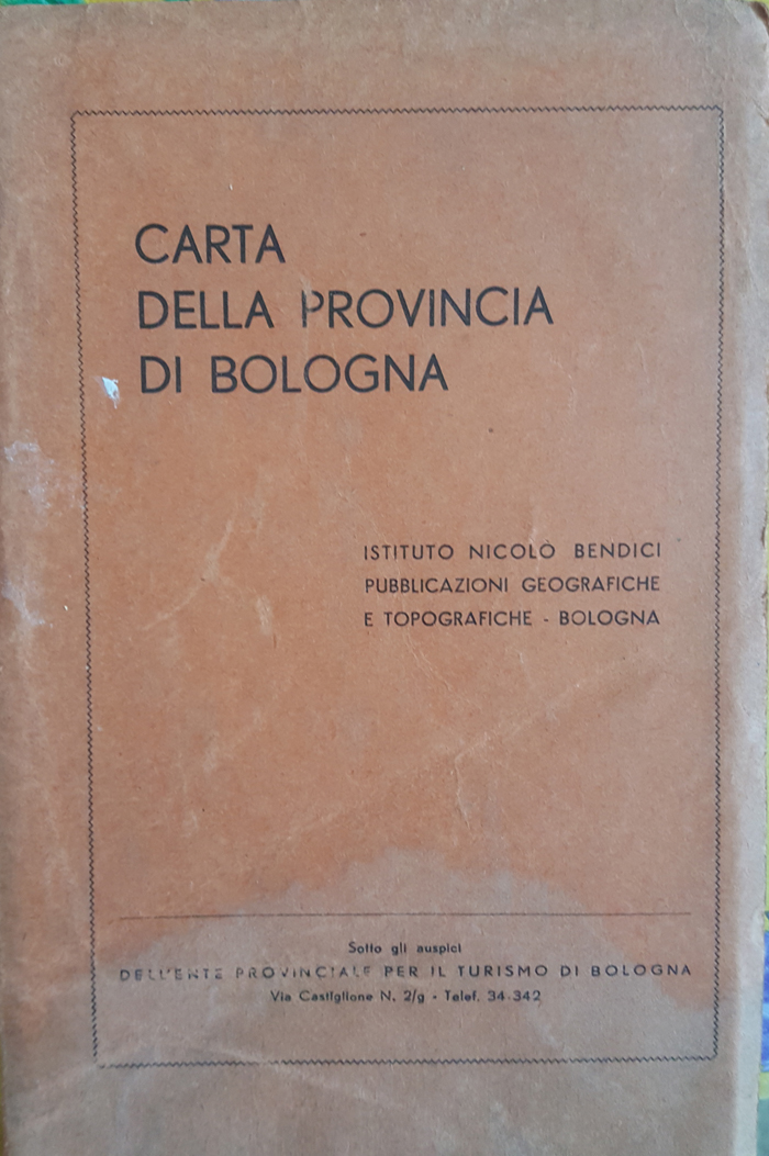 Carta Bendici Bologna