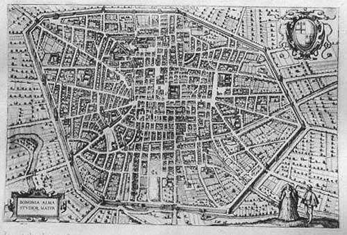 Braun Hogenberg 1588