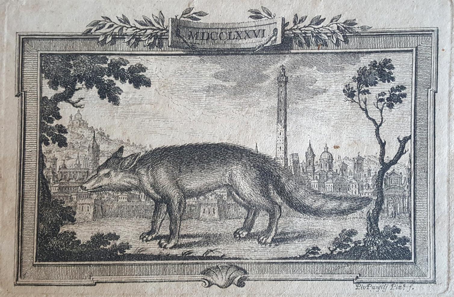 Pio Panfili, 1776