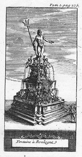 De Rogissart 1707 Nettuno