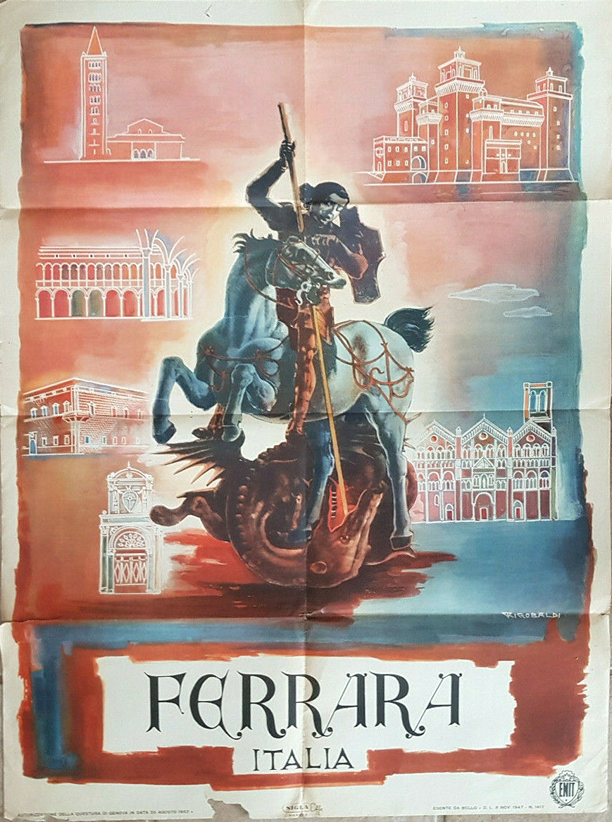Ferrara Riccobaldi Enit 1952
