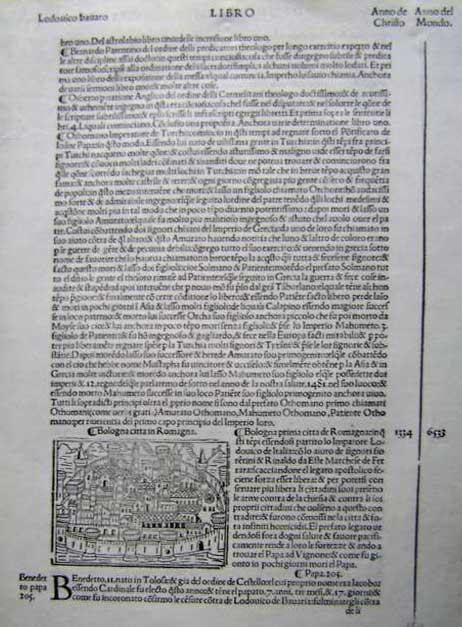 Foresti Bergomensis 1491