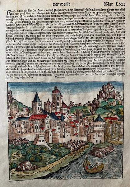 Schedel 1493 ed. tedesca