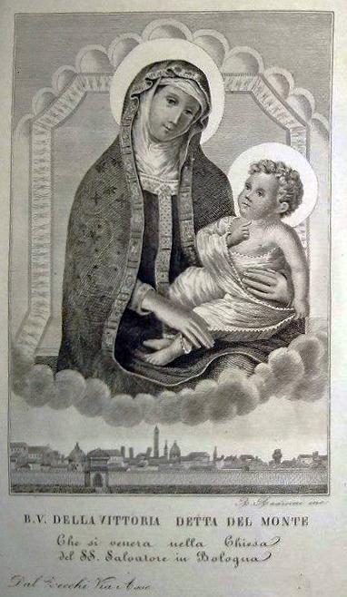 Vergine del Monte, 1869