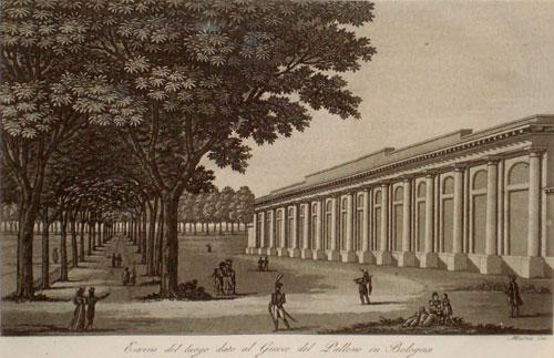 Francesco GandiniLuogo Giuocodel Pallone1833/1835