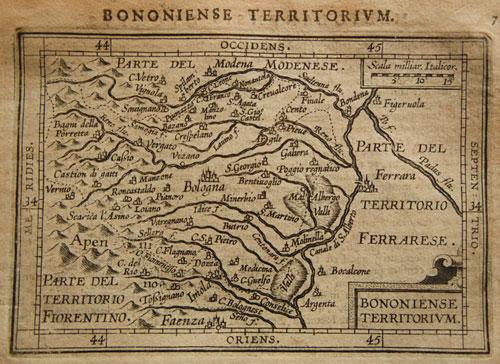 Ortelius 1609 Epitome Theatri