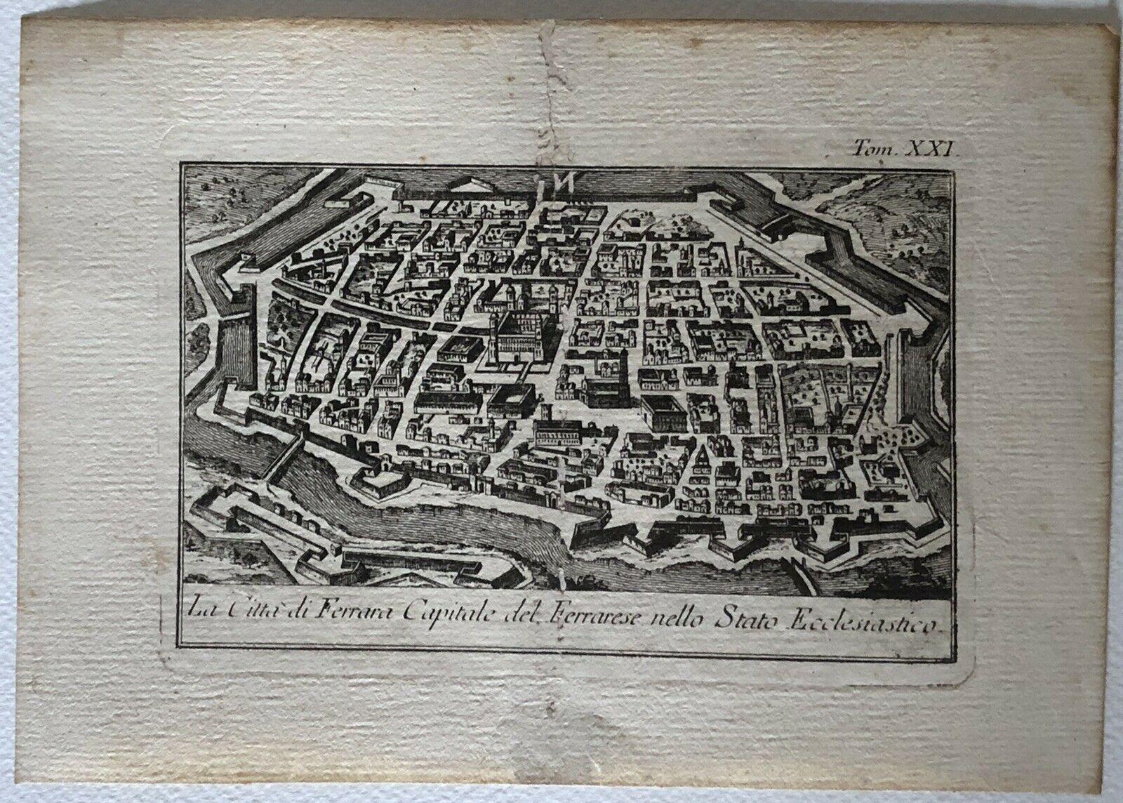 Salmon Ferrara 1757