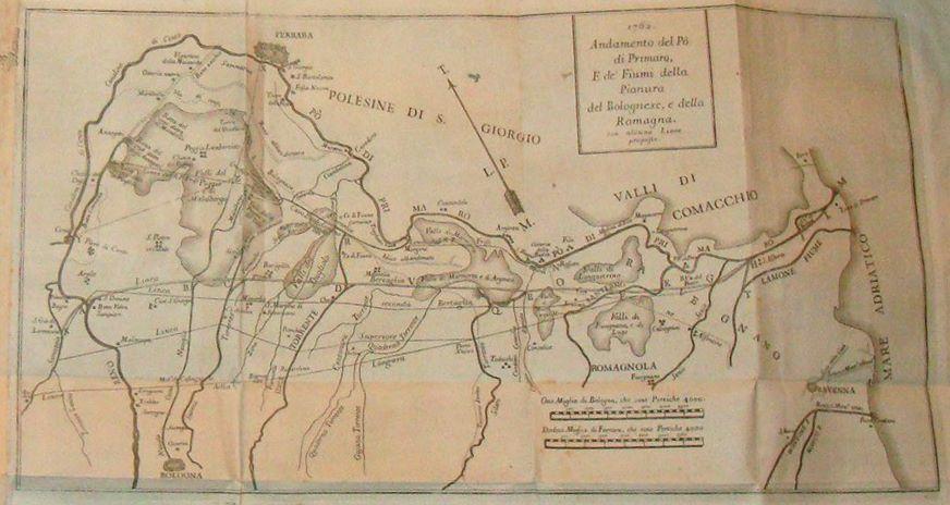 Frisi Andamento Po Primaro 1762