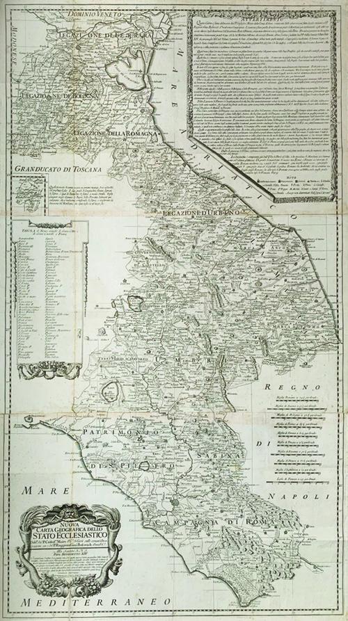 Boscovich Maire 1755