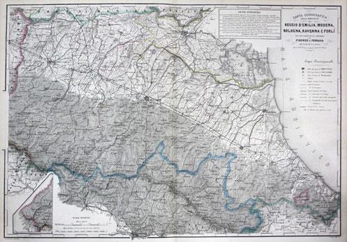 Carta Vallardi 1870