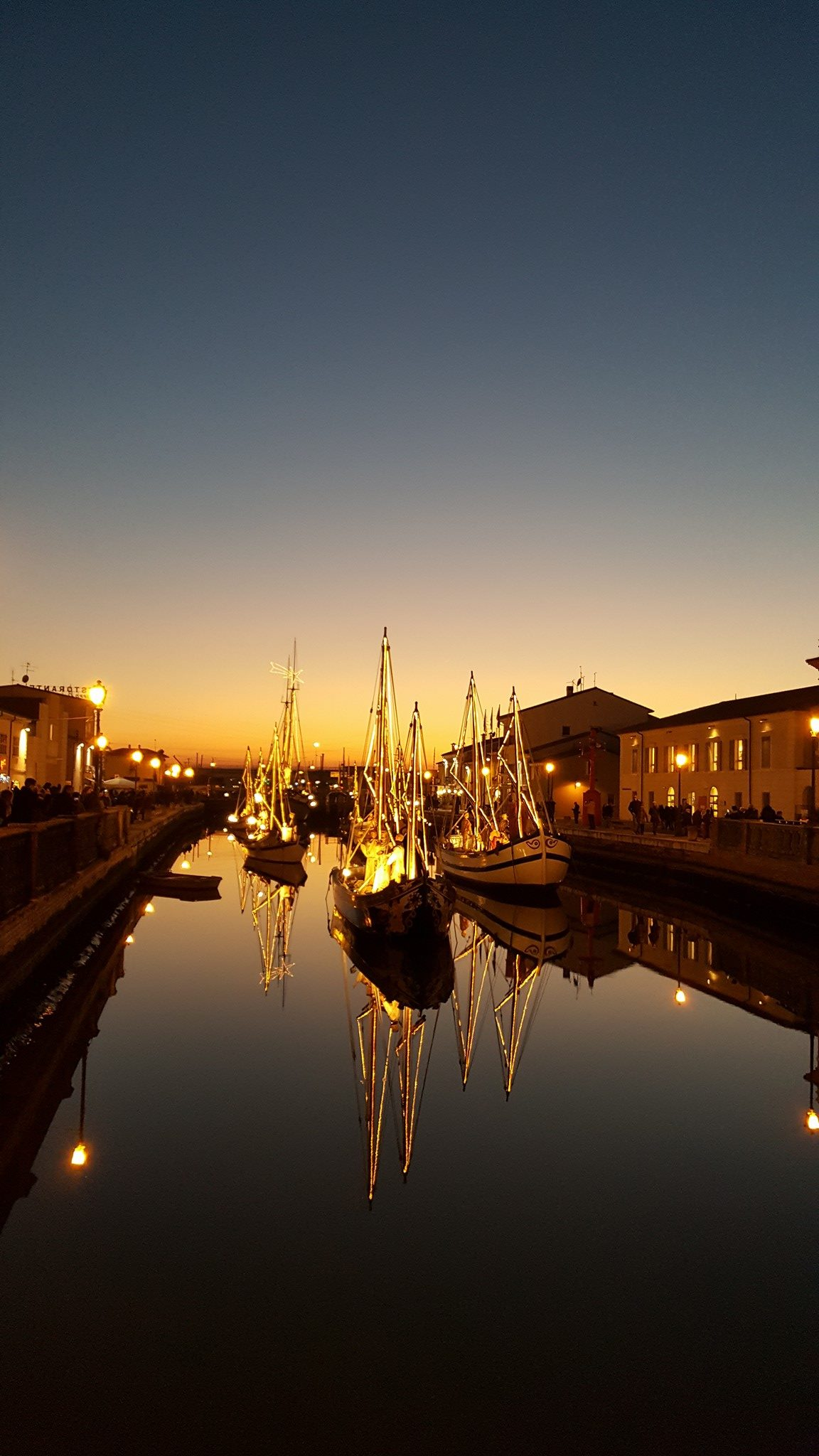 Cesenatico_bynight