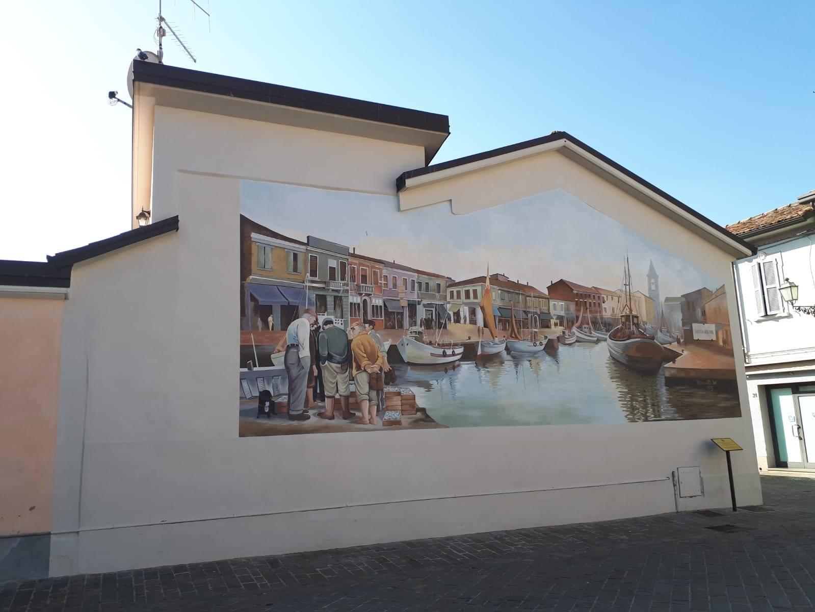 Cesenatico_murales